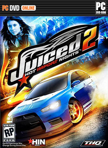 Juiced 2 - Hot Import Nights - JustGame.GE